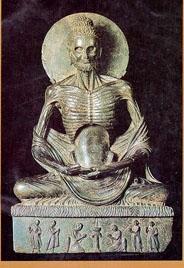 Fasting Buddh