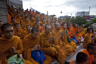 Looking Back at the Year in Socially Engaged Buddhism