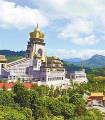 Monastery of Chun Tai Chan