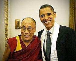 India | Obama-Dalai Lama meeting possible
