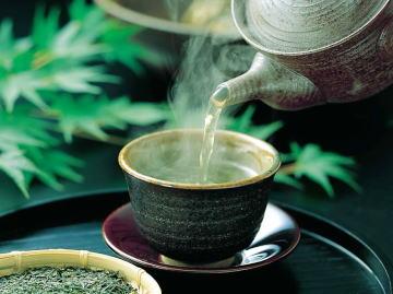 hgreen tea wallpaper