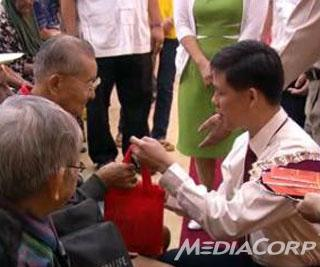 Singapore Buddhist Lodge gives out more than S$670,000 to the needy