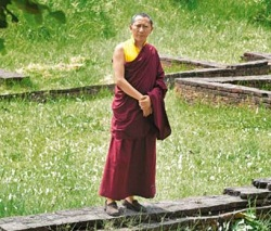 Personality   Buddhist teacher reveals secret to full and happy life