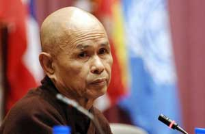 News & Issues   The Art of Mindfulness with Zen Master Thich Nhat Hanh