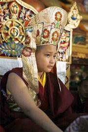 Eleven-year-old Jigme Wangchuk- Photo: Suman Baraily
