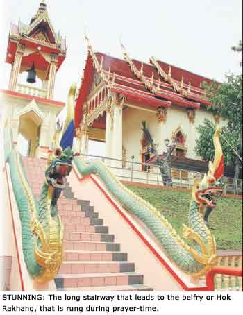 Wat Chetawan : Something heavenly - Thai Buddhist Chetawan
